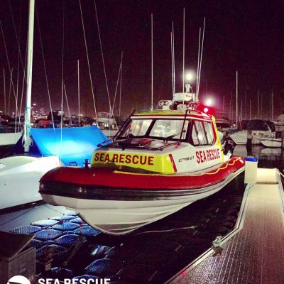 Elite 900 for Fremantle Sea Rescue